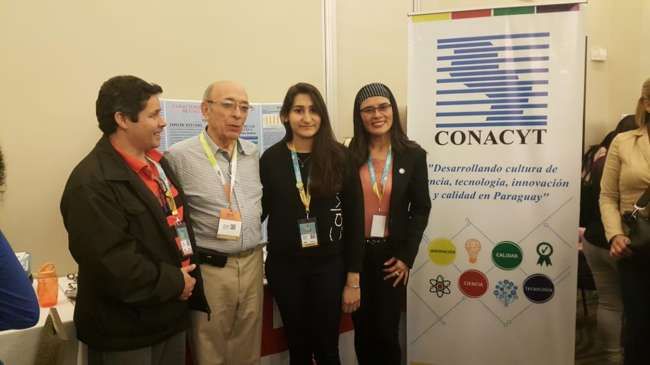 Delegación Paraguay Foto cortesía: Natalia  González