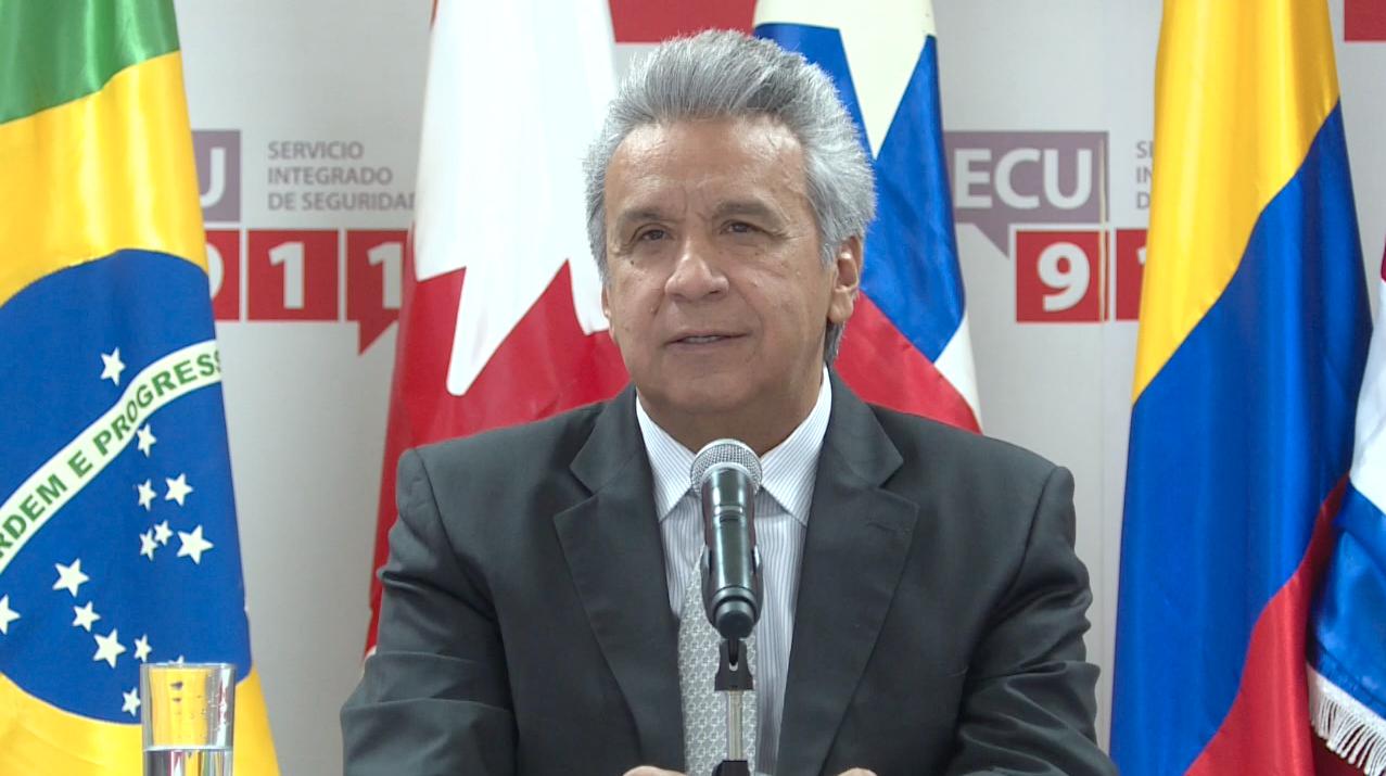 Palabras del Presidente del Ecuador, Lenin Moreno
