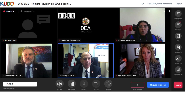 Panel 4: Gil Fabrega, Director, SUME 911, Panamá