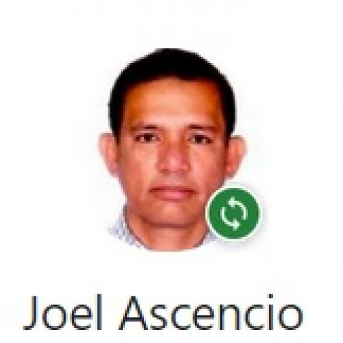 Imagen de Joel Alberto Ascencio Gonzáles